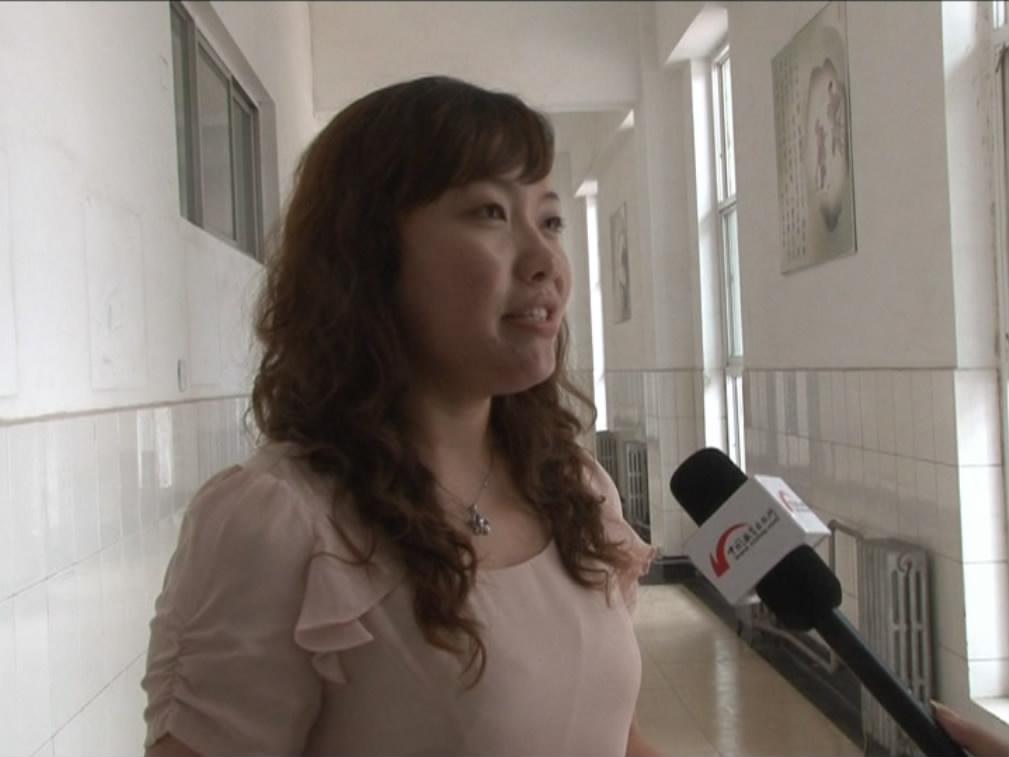 陕西省太原市第五十六中学 冯杰妮