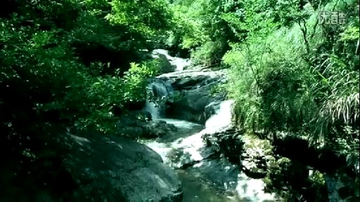安徽岳西天峡风景风旅游宣传片