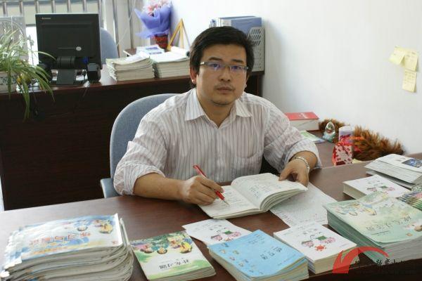 孙建兵【吴江市山湖花园小学】
