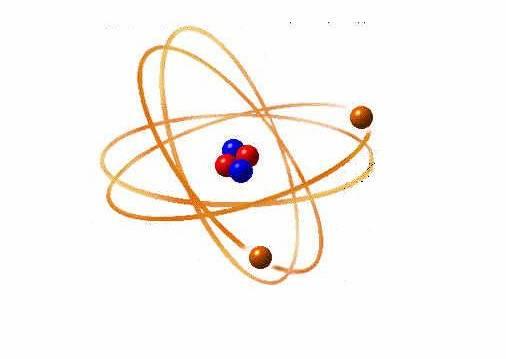 【插图】课题2 原子的构成——原子结构图举例