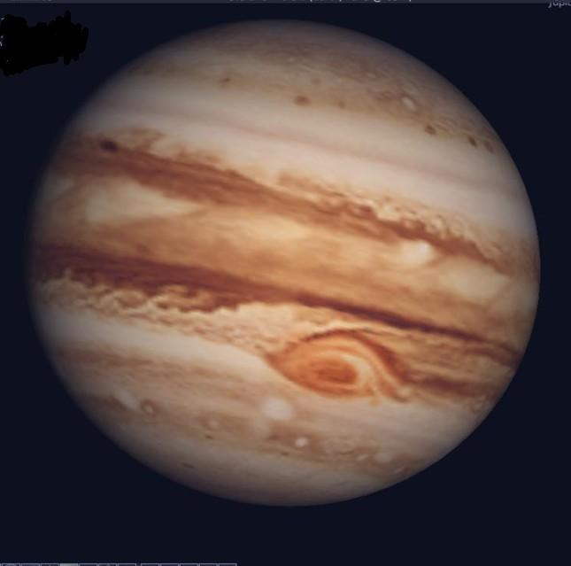 木星上的大红斑是怎么形成的?