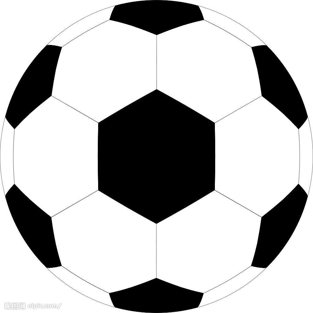 足球为什么是黑白的?